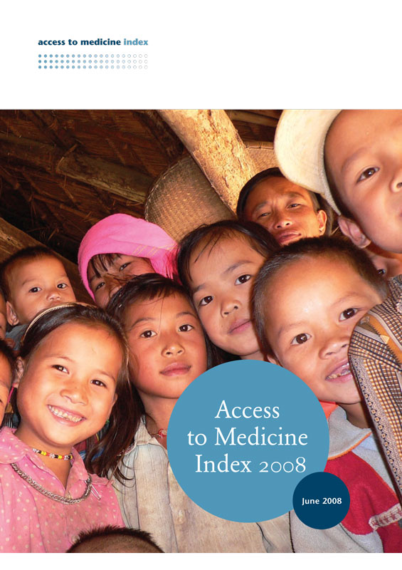 2008 Access To Medicine Index