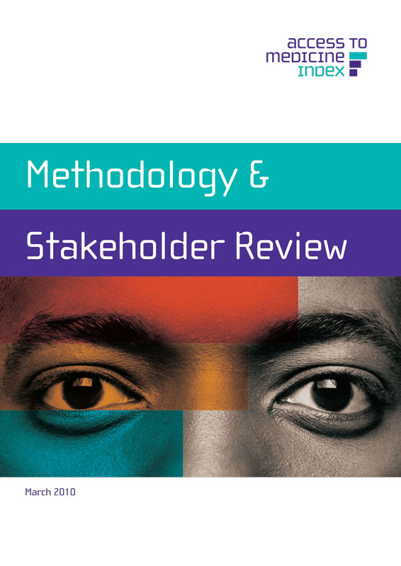 2010 Methodology & Stakeholder Review
