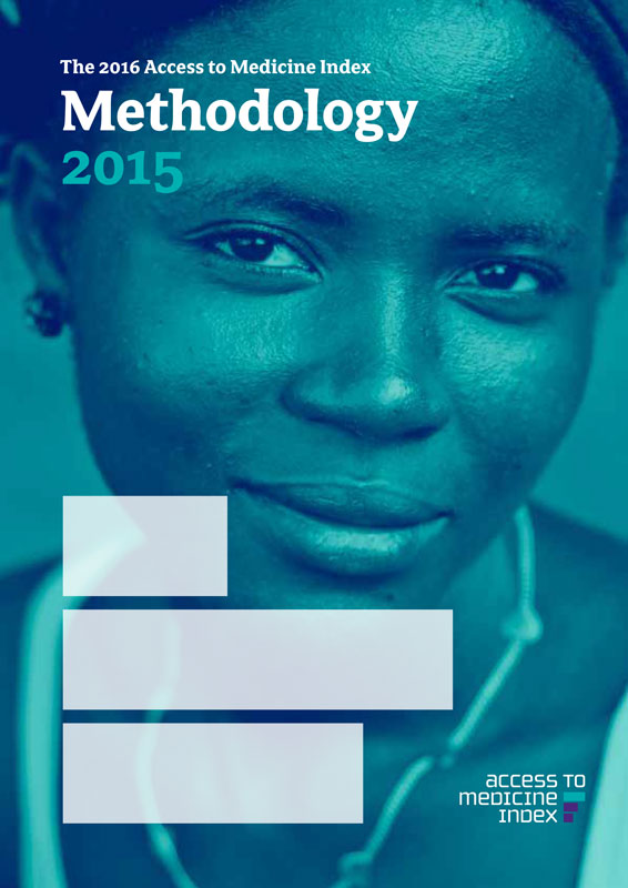 2015 Methodology For The 2016 Access To Medicine Index
