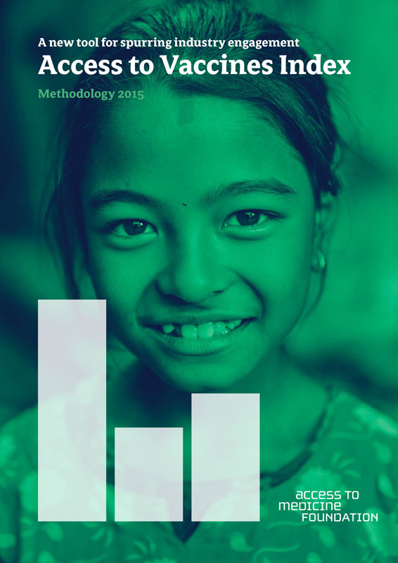 2015 Methodology For The 2017 Access To Vaccines Index