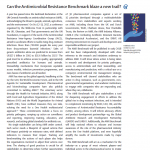 The Lancet Publishes Commentary On AMR Benchmark